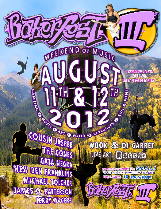 Bakerfest! in Bakerville, just east of Eisenhower tunnel…
