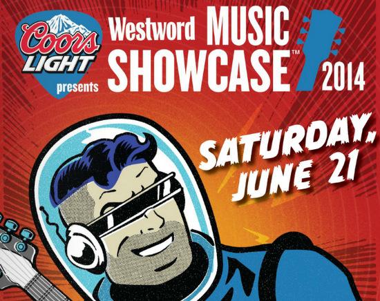 Westword Music Showcase!