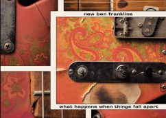Album art released for What Happens When Things Fall Apart