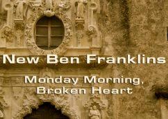 new song – Monday Morning, Broken Heart