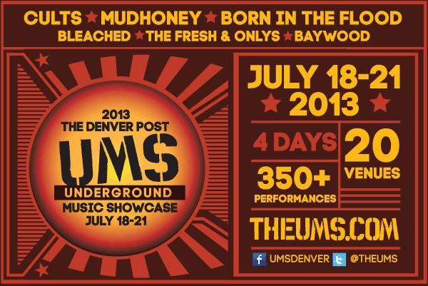 Underground Music Showcase! Sunday, July 21 @ Skylark Lounge!